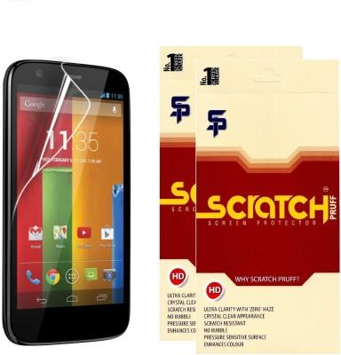 Scratch Pruff SSP9758636 Screen Guard for Motorola Moto E