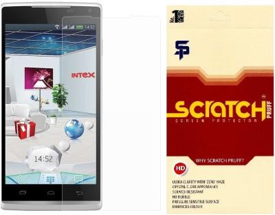 Scratch Pruff SSP1115 Screen Guard for Intex Aqua 3G