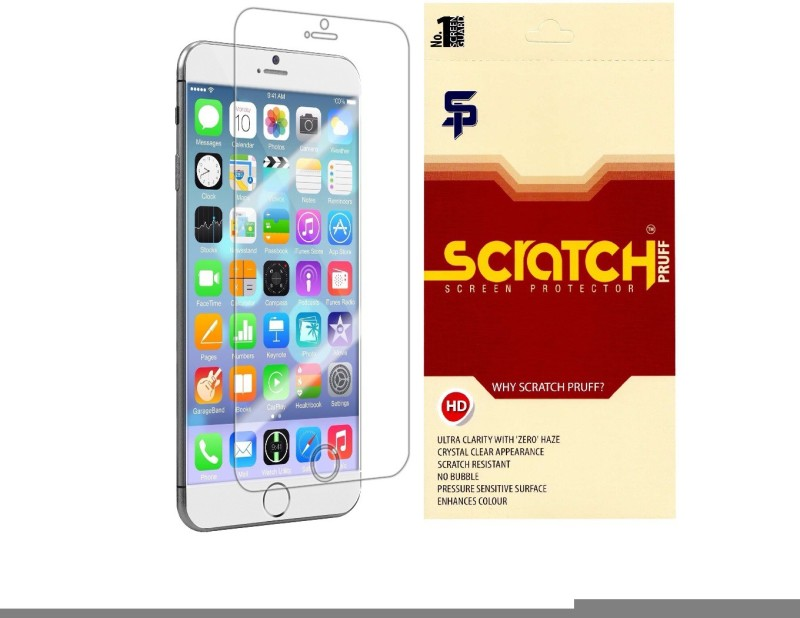 Scratch Pruff Matte Screen Guard for Apple iPad Air