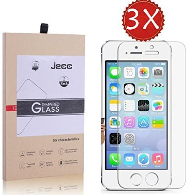 J2CC 3347617 Screen Guard for Iphone 5s