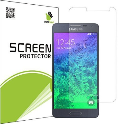 SAVER HAND Screen Guard for Samsung Galaxy alpha