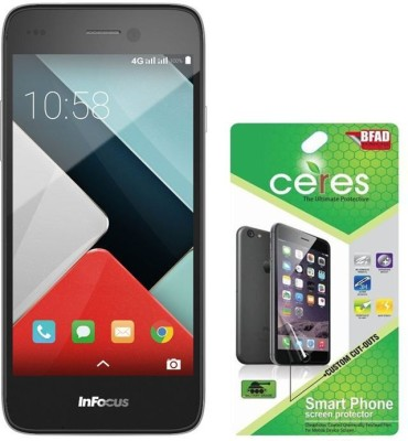 Ceres B457 Clear & Matte Screen Guard for Infocus M350