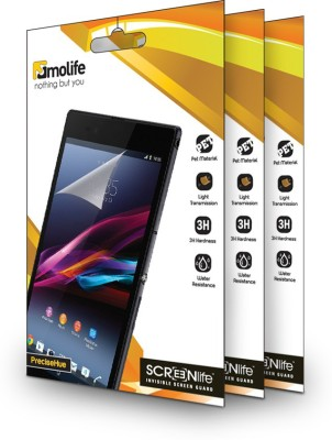 Molife SLMF NK620 Pack of 3 Screen Guard for Nokia Lumia 620