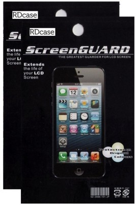 RDcase Clear Pack of 2 Screen Protectors for Asus Zenfone Go ZC500TG Screen Guard for Asus Zenfone Go ZC500TG
