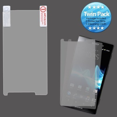 MyBat SERITL30ATLCDSCPRTW Screen Guard for Xperia TL TL30AT