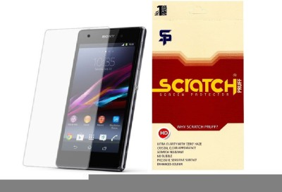 Scratch Pruff SSP00124HW12471 Screen Guard for Sony Xperia M2