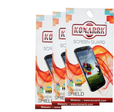 Konarrk 605 Screen Guard for Apple iPhone 4 and 4S - Front and Back