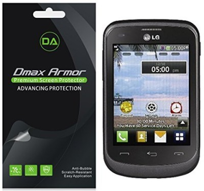Dmax Armor Screen Guard for LG 306G