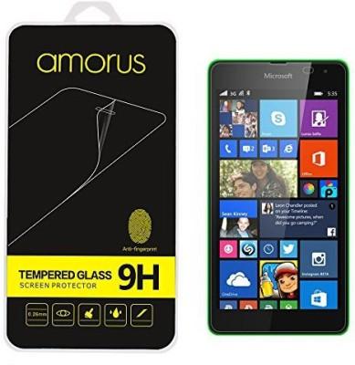 Amorus BT/AR-MSP-01 Screen Guard for Nokia lumia