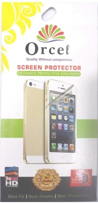 Orcel Quality Protection-123 Screen Guard for Lava Iris N 400