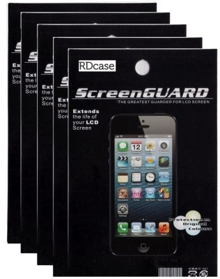 RDcase Clear Pack of 5 Screen Protectors for Coolpad Note 3 Lite Screen Guard for Coolpad Note 3 Lite