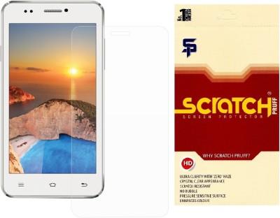 Scratch Pruff SSP1037 Screen Guard for iBall Andi 3.5kke Glam