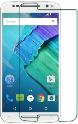 PraIQ MK211 Anti Shock Screen Guard for Motorola Moto X Style