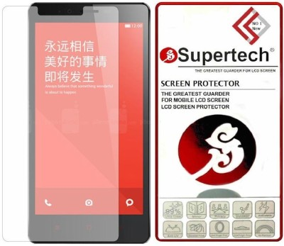 Supertech Screen Guard for Xiaomi Redmi Note 3G/4G