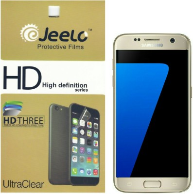 Jeelo sg-s7 HD Clear (Pack of 2) Screen Guard for Samsung Galaxy S7