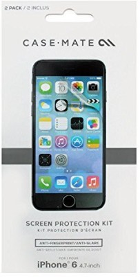 Case-Mate CM031521 Screen Guard for IPhone 6 s