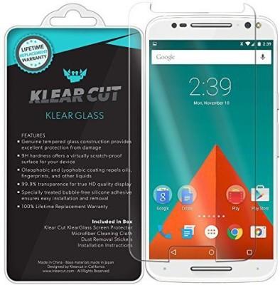 Klear Cut Screen Guard for Motorola moto x pure edition
