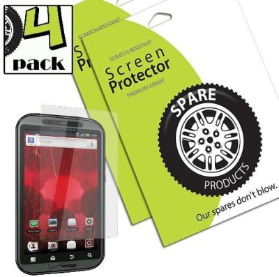 Spare Products SP00060 Screen Guard for Motorola droid bionic