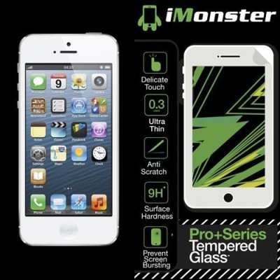 iMonsterParts 3348996 Screen Guard for IPhone 5 5s 5c