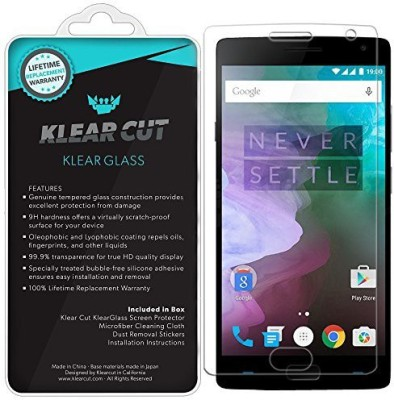 Klear Cut Screen Guard for oneplus 2