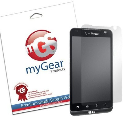 myGear Products mGS00100 Screen Guard for LG Revolution