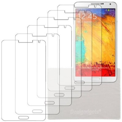 Dealgadgets DEA324 Screen Guard for samsung galaxy note 3