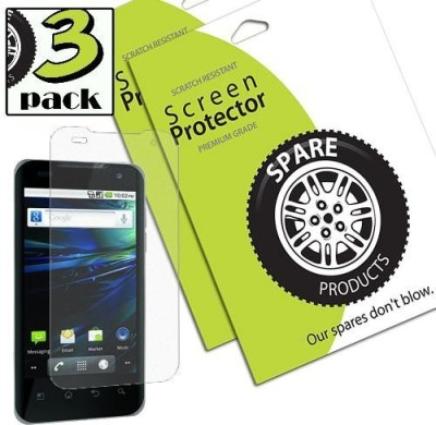 Spare Products SP00345 Screen Guard for Lg optimus