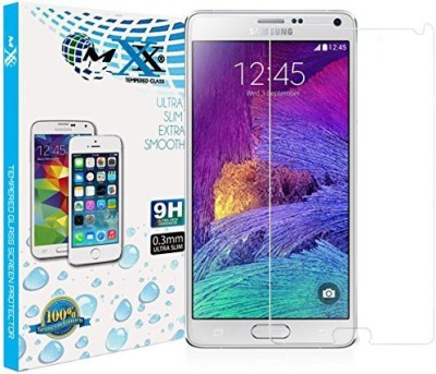 MXX Screen Guard for Samsung note 4