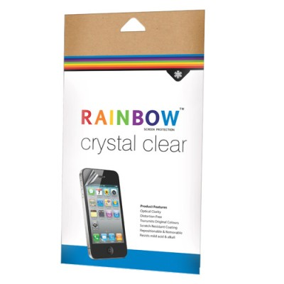 Rainbow Original Crystal Clear-MW Screen Guard for Micromax A117 Canvas Magnus