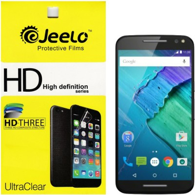 Jeelo mxt HD Clear (Pack of 2) Screen Guard for Motorola Moto X Style
