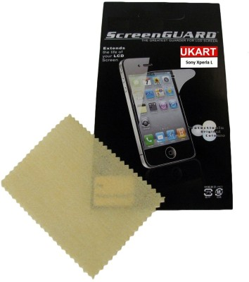 Ukart 13250000 Screen Guard for Sony Xperia L