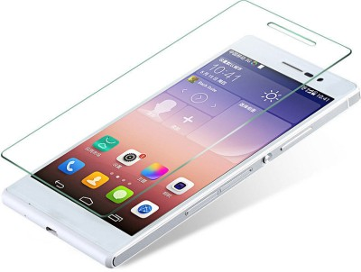S Fancy Tempered Glass-1016 Screen Guard for HTC One