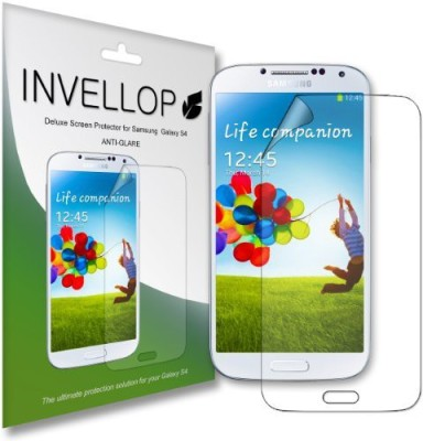 INVELLOP Screen Guard for Samsung Galaxy S4