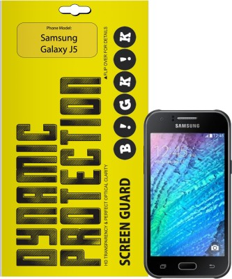 Bigkik Screen Guard for Samsung Galaxy J5