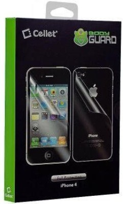 Cellet Screen Guard for iPhone 4