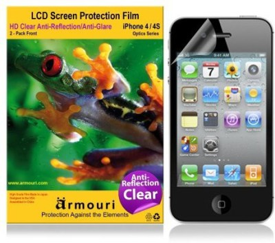 Armour 3351117 Screen Guard for iPhone 4