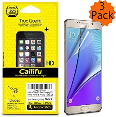 Cailifu 3348151 Screen Guard for Samsung galaxy note 5