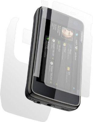 Clear-Coat Scratch Protection Screen Guard for Nokia N900