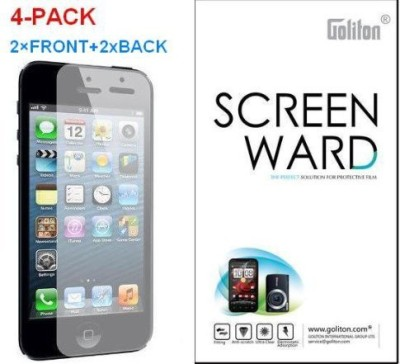Goliton MBX.00.APP.IP5.4CL Screen Guard for IPhone 5 s