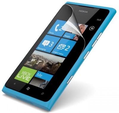 A Square Deals Nokia Lumia 800 Screen Guard Screen Guard for Nokia Lumia 800 Screen Guard