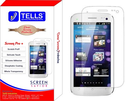 TellS TellS-SPC-70 Screen Guard for Micromax Canvas Nitro A311