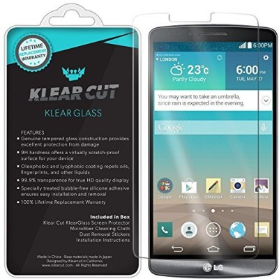 Klear Cut Screen Guard for Lg g3