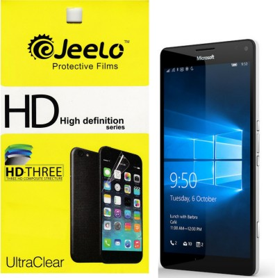 Jeelo MS_950xl HD Clear Screen Guard for Microsoft Lumia 950 XL