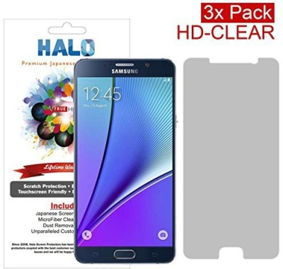 Halo Screen Protectors Screen Guard for Samsung galaxy note 5