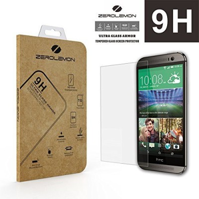 ZeroLemon W2: Y 280 ZL-HTCM8-TEMPGLASS Screen Guard for htc one m8