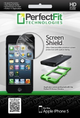 Perfect Fit SCRE3322 Screen Guard for IPhone 5