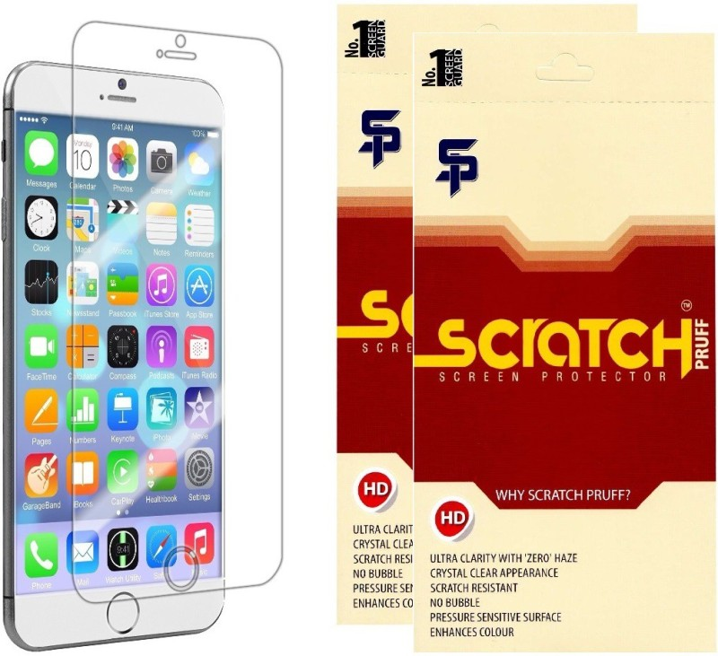 Scratch Pruff Matte Screen Guard for Apple iPadAir