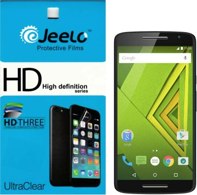 Jeelo MXP HD Clear Screen Guard for Motorola Moto X Play