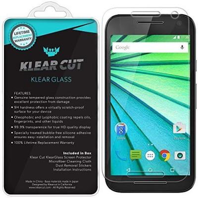 Klear Cut Screen Guard for Motorola moto g (3rd gen)