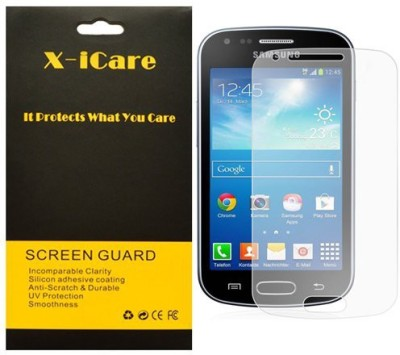 X-iCare 3348238 Screen Guard for Galaxy s duos